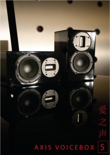 Axis Voicebox S