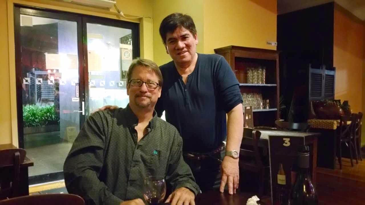 John & Brad at CCI 4